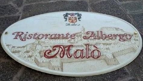 Logo Albergo Malo